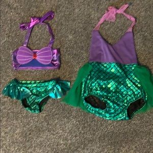 Other - Mermaid Bathing suits